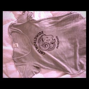 Obey T-shirt NWOT